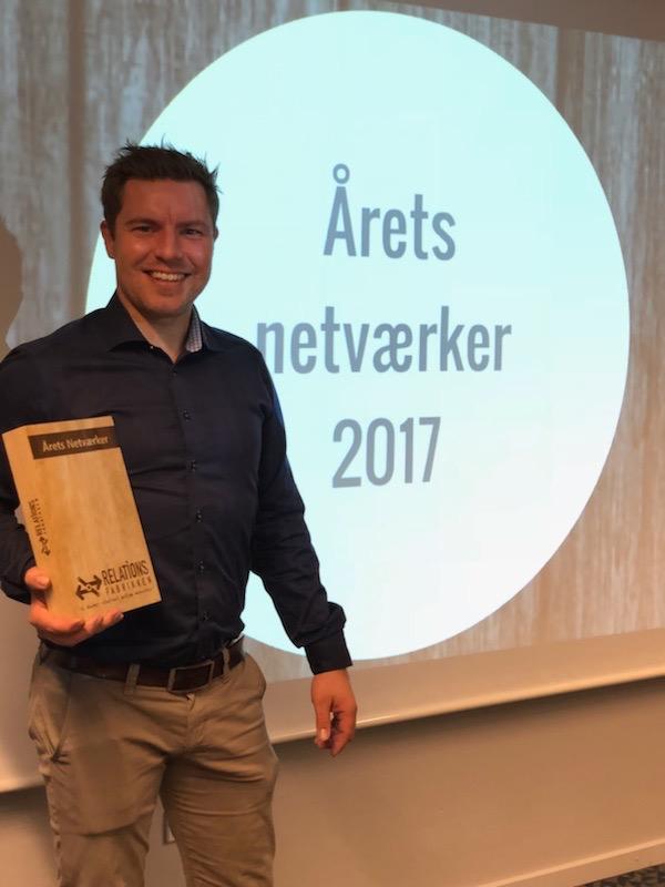 Årets netværkere